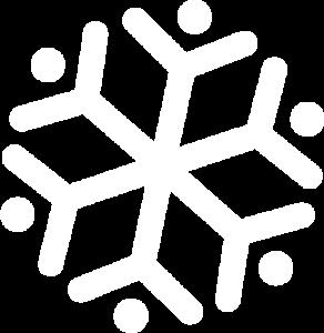 Snowflake-white