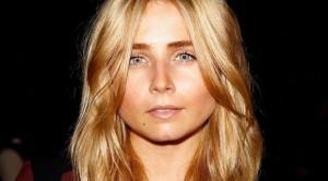 Tessa James Australian actress diagnosed with Hodgkin's lymphoma