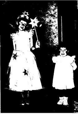julia zaetta and her sister Louise