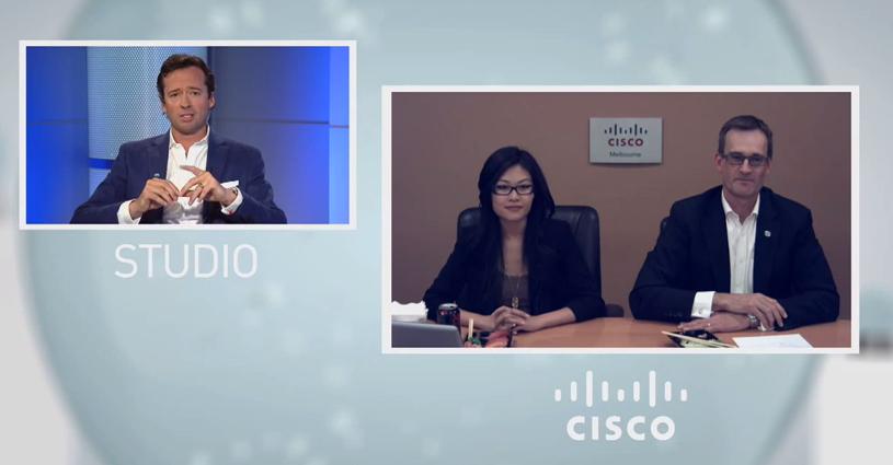 GSU image grab cross to Cisco boardroom