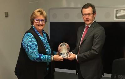 Cisco recognised as Founding Partner